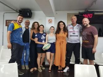 Ana Affonso encaminha mais um projeto com foco em Educação e Esporte