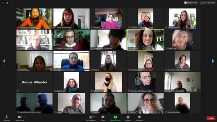 Reunião discute estratégias de proteção às mulheres durante a pandemia