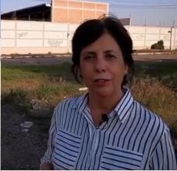 Vereadora Iara Cardoso questiona instalação de empresa em área residencial