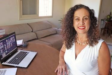 Ana Affonso é eleita presidenta da Câmara