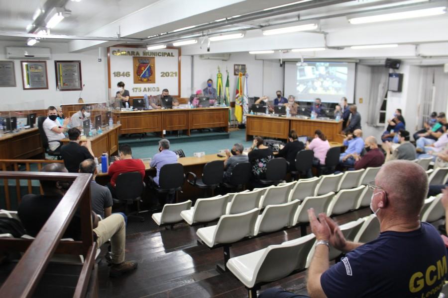 Nova sede da Secretaria de Segurança Pública recebe aprovação do Legislativo