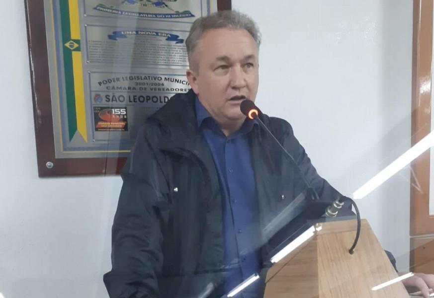 Vereador Fabiano Haubert tem 5 emendas aprovadas na LDO, sendo três para área da Saúde