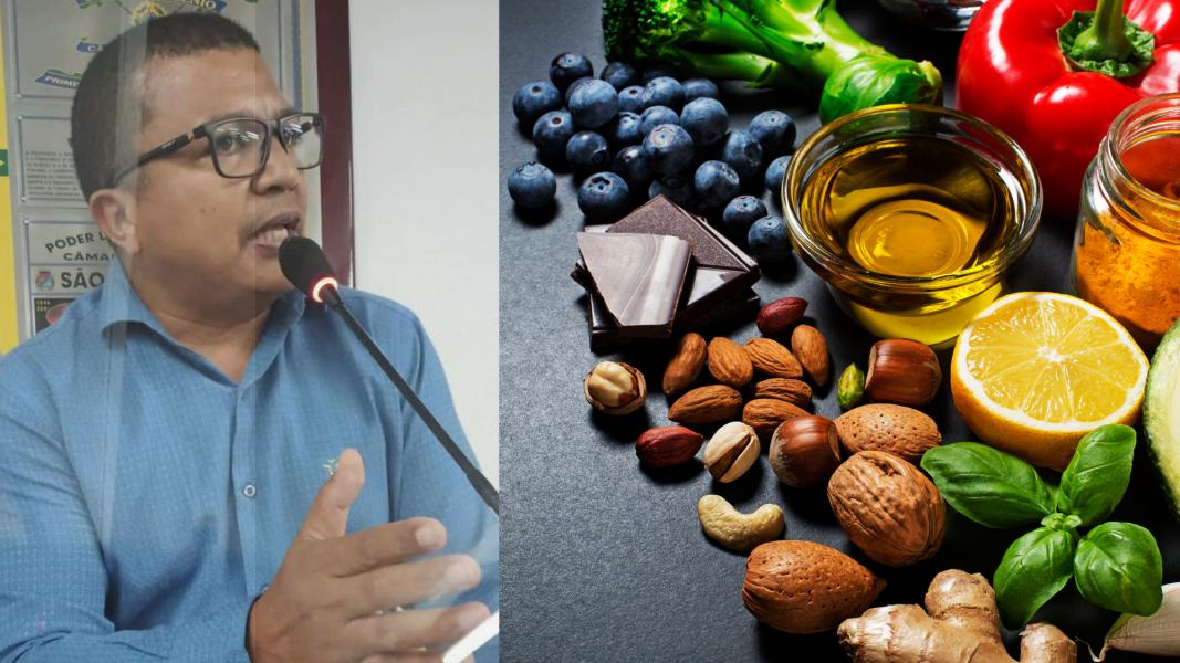 Contra o desperdício: vereador Brasil apresenta projeto de lei que autoriza restaurantes e mercados a doar alimentos excedentes