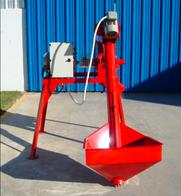 Moledora de cereales eléctrica fija Pirro JP 2004