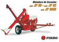 Moledora de cereales transportable Pirro JP 8088