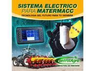 Sistema Con Motor Electrico Para Dosificador Matermacc Año 2021