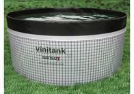 Tanque circular para piscicultura Sansuy Vinitank XP