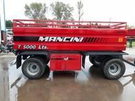 "Acoplado Tanque Mancini De 5000 Litros ""t-50"""