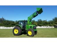 Pala Cargadora OM-600-F Euro Base (Para Tractor John Deere 6.145)