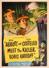 Abbott e Costello Frente a Frente Com Assassinos