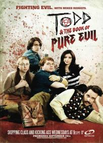 Todd and the Book of Pure Evil - 1ª Temporada