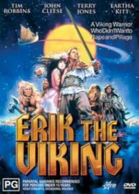 As Aventuras de Erik, o Viking