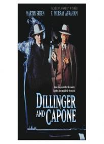Dillinger & Capone - A Era dos Gângsters