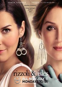 Rizzoli & Isles - 2ª Temporada