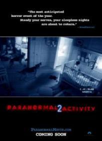 Atividade Paranormal 2