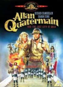 Allan Quatermain e a Cidade do Ouro Perdido