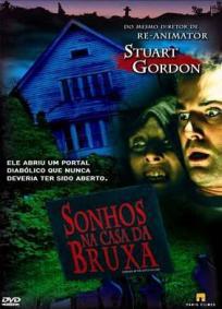 Mestres do Horror - Sonhos Na Casa da Bruxa