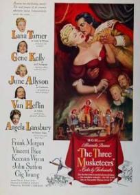 Os Três Mosqueteiros (1948)