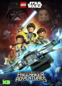 LEGO Star Wars: As Aventuras dos Freemaker