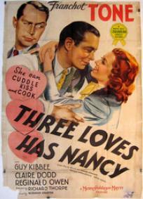 Nancy Tem Três Amores