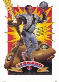 Leonard - Parte 6 / Leonard, o Grande Espião