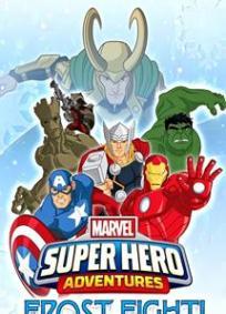Super-heróis da Marvel - A Batalha no Gelo