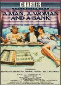 Um Homem, uma Mulher, um Banco