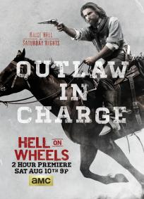 Hell On Wheels - 3ª Temporada