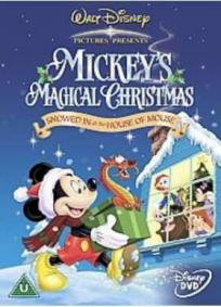 O Natal Mágico do Mickey