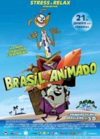Brasil Animado 3D