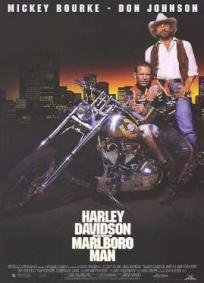 Harley Davidson and Marlboro Man -  Caçada Sem Tréguas