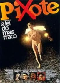 Pixote - A Lei do Mais Fraco