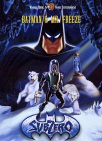 Batman e Mr. Freeze - Abaixo de Zero