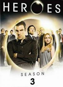 Heroes - 3ª Temporada