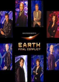 Terra, Conflito Final