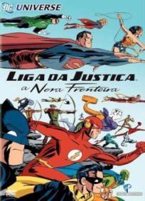 Liga da Justiça - A Nova Fronteira