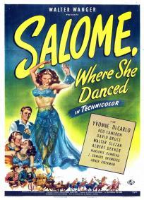 A Irresistível Salomé