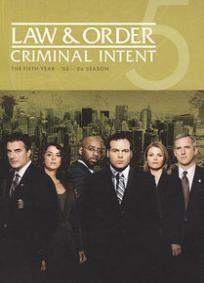 Law & Order - Criminal Intent - 5ª Temporada