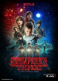 Stranger Things - 1ª Temporada