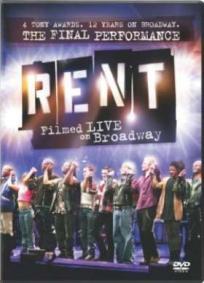 Rent - Os Boêmios, Ao Vivo na Broadway
