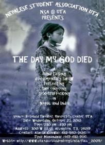 O Dia em que Meu Deus Morreu