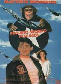 Projeto Secreto - Macacos