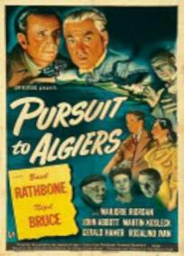 Sherlock Holmes - Desforra em Argel