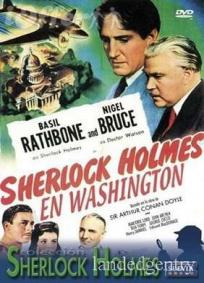 Sherlock Holmes - Em Washington
