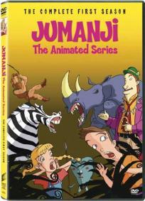 Jumanji - The animated Série - 1ª Temporada