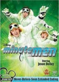 Minutemen - Os Viajantes do Tempo