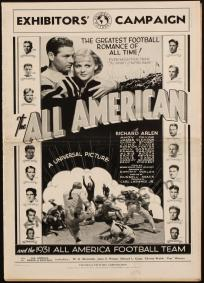 The All American (1932)