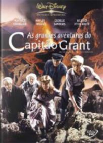 As Grandes Aventuras do Capitão Grant
