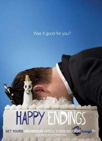 Happy Endings - 1ª Temporada
