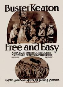 Free And Easy (1930)